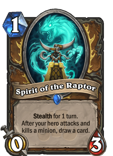 Spirit of the Raptor