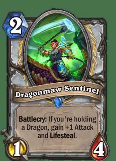 Dragonmaw Sentinel