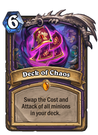 Deck of Chaos