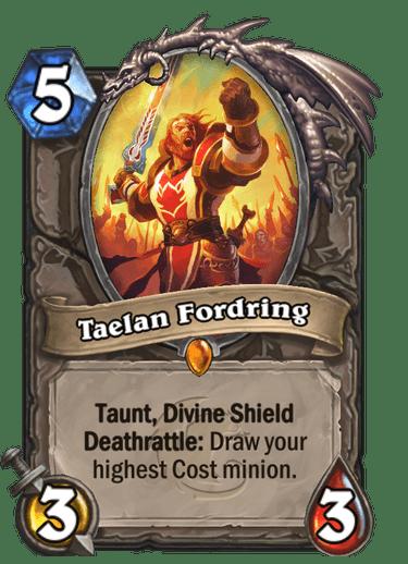 Taelan Fordring