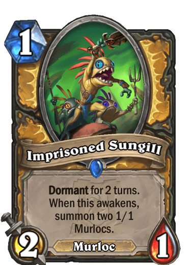 Imprisoned Sungill