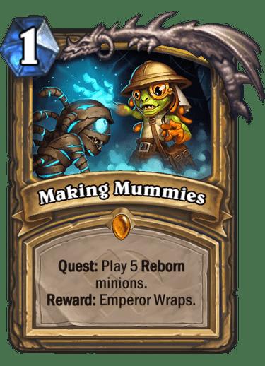 Making Mummies