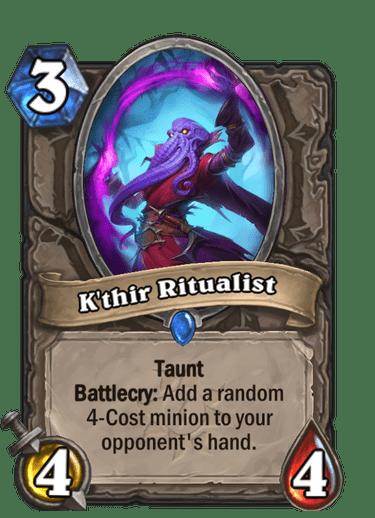 K'thir Ritualist