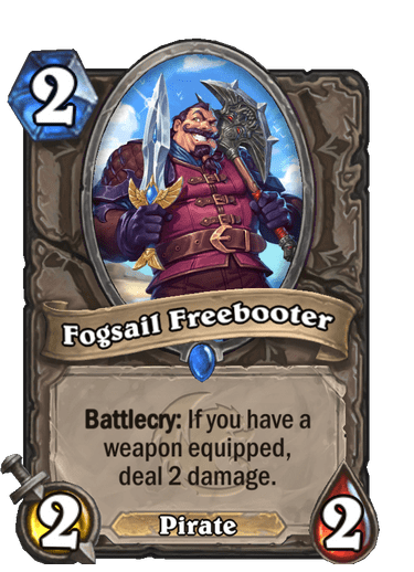 Fogsail Freebooter