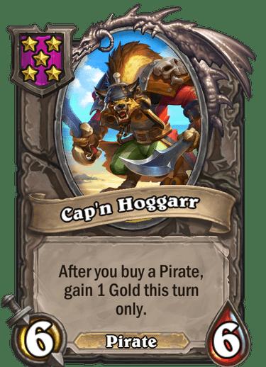 Cap'n Hoggar
