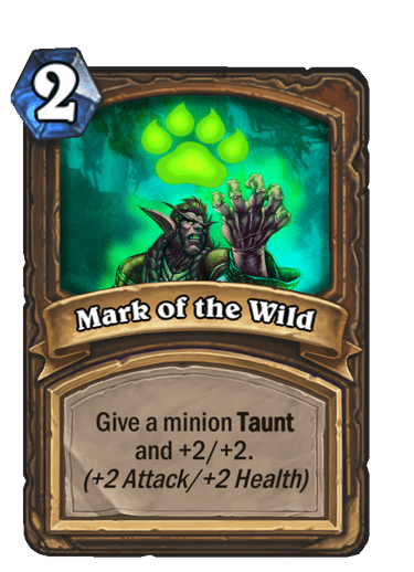 Mark of the Wild