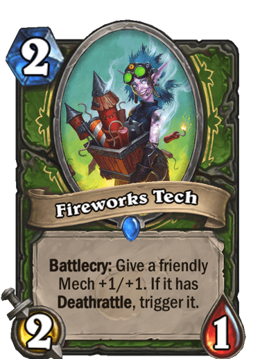 Fireworks Tech