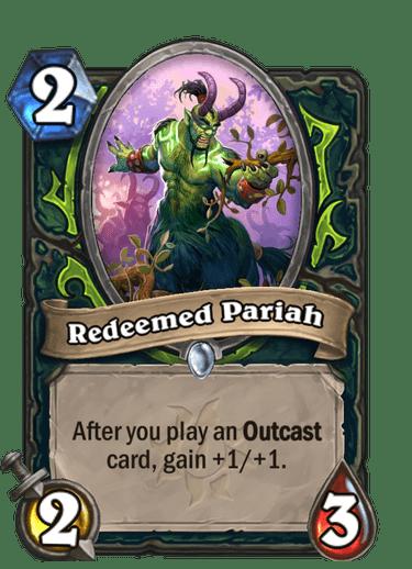 Redeemed Pariah