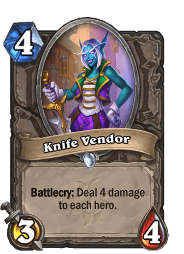 Knife Vendor