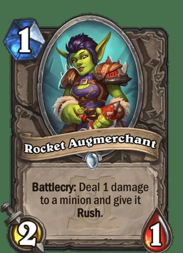 Rocket Augmerchant