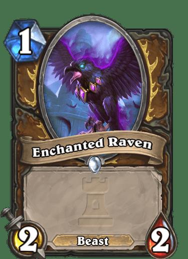 Enchanted Raven