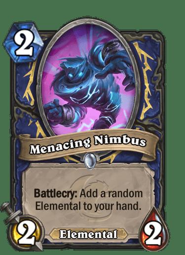 Menacing Nimbus