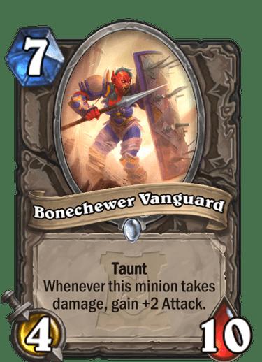 Bonechewer Vanguard