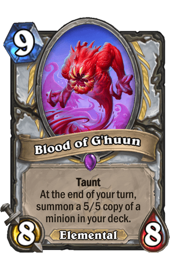 Blood of G'huun