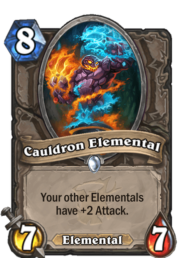 Cauldron Elemental
