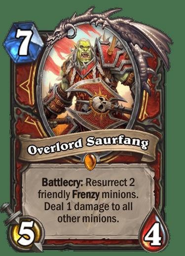 Overlord Saurfang