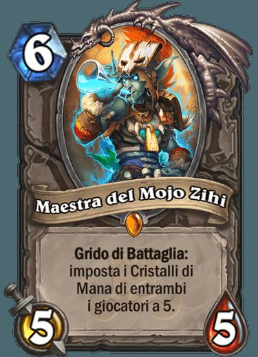 Maestra del Mojo Zihi