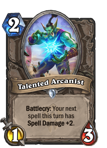 Talented Arcanist