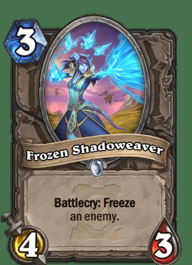 Frozen Shadoweaver