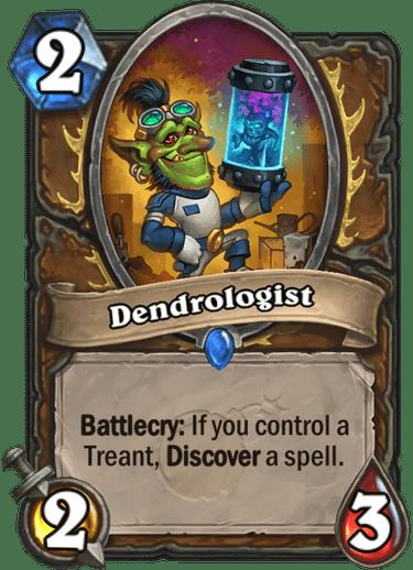 Dendrologist