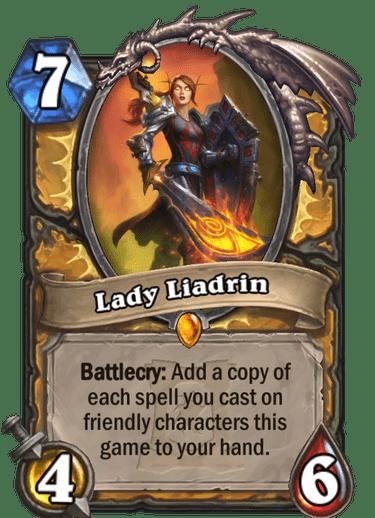 Lady Liadrin