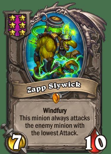 Zapp Slywick