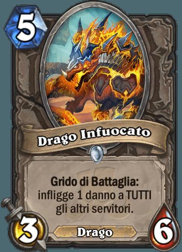 Drago Infuocato