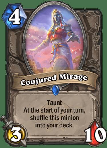 Conjured Mirage