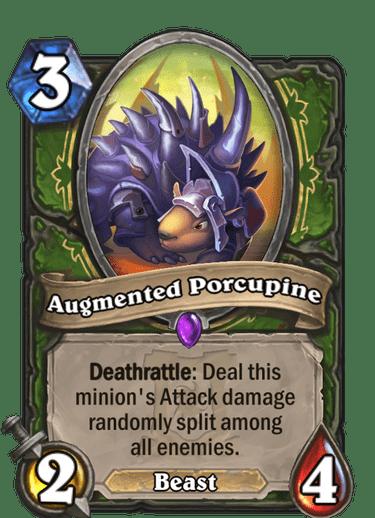 Augmented Porcupine