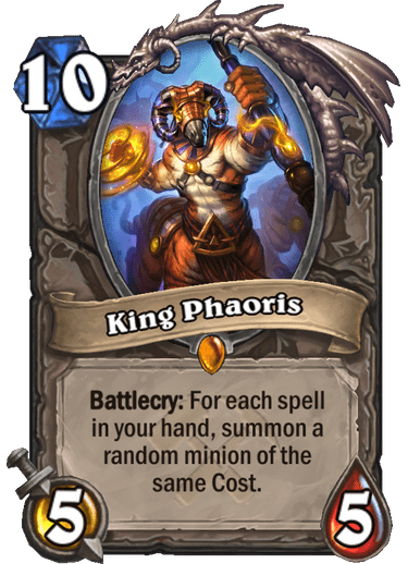 King Phaoris