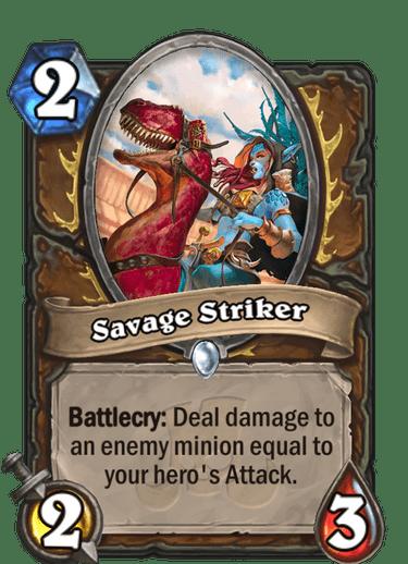Savage Striker