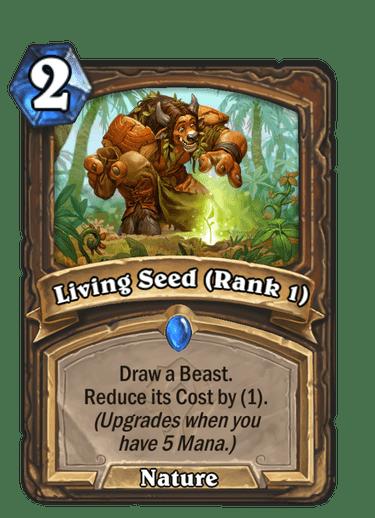 Living Seed (Rank 1)