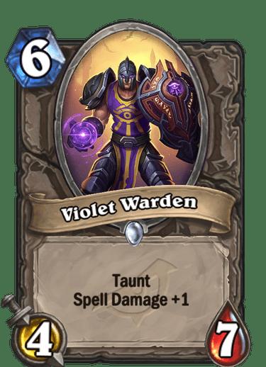 Violet Warden