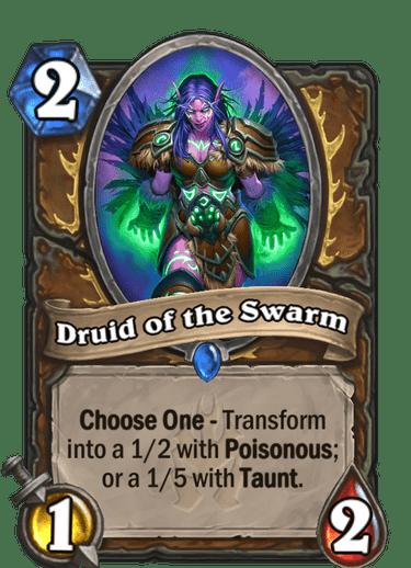 Druid of the Swarm