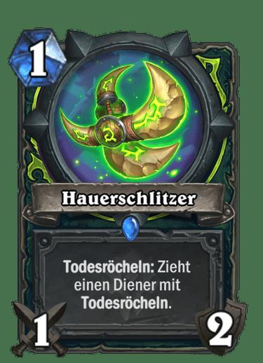 Hauerschlitzer