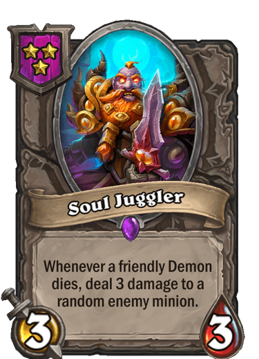 Demon Build Soul Juggler Unit