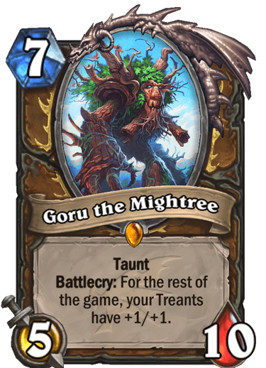 Goru the Mightree