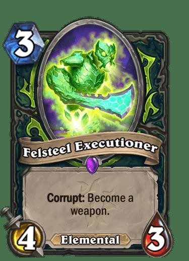 Felsteel Executioner