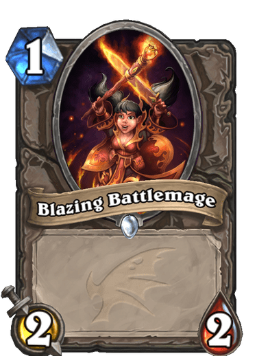Blazing Battlemage