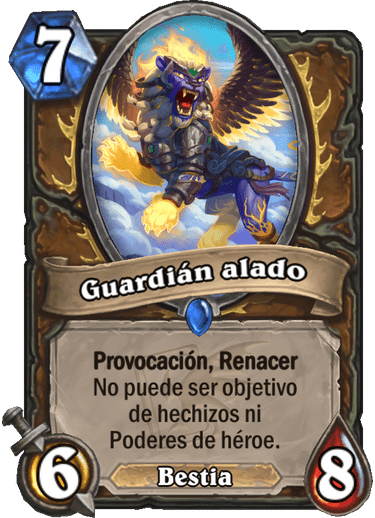 Guardián alado