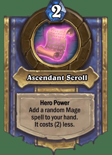 Ascendant Scroll