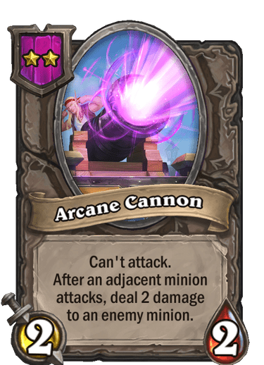 Arcane Cannon