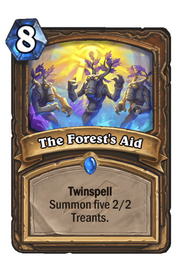 The Forest's Aid