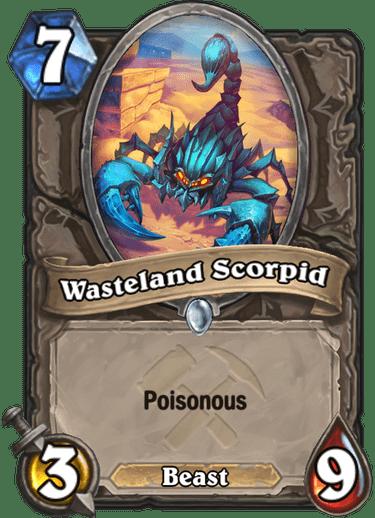 Wasteland Scorpid