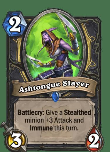 Ashtongue Slayer