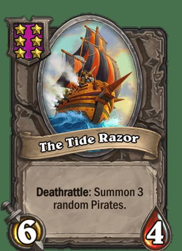The Tide Razor