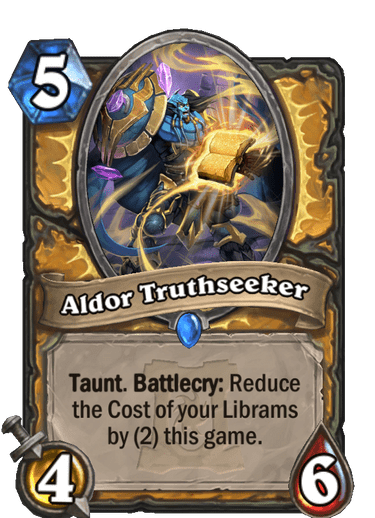 Aldor Truthseeker