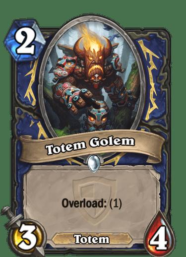 Totem Golem