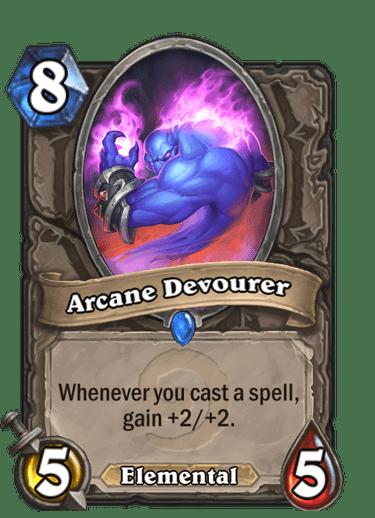 Arcane Devourer