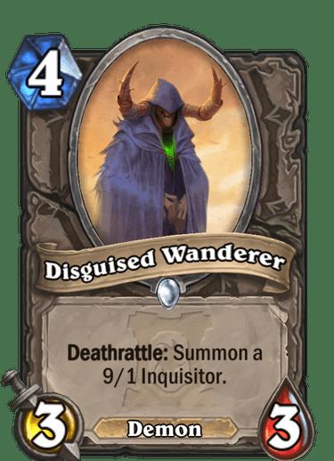 Disguised Wanderer